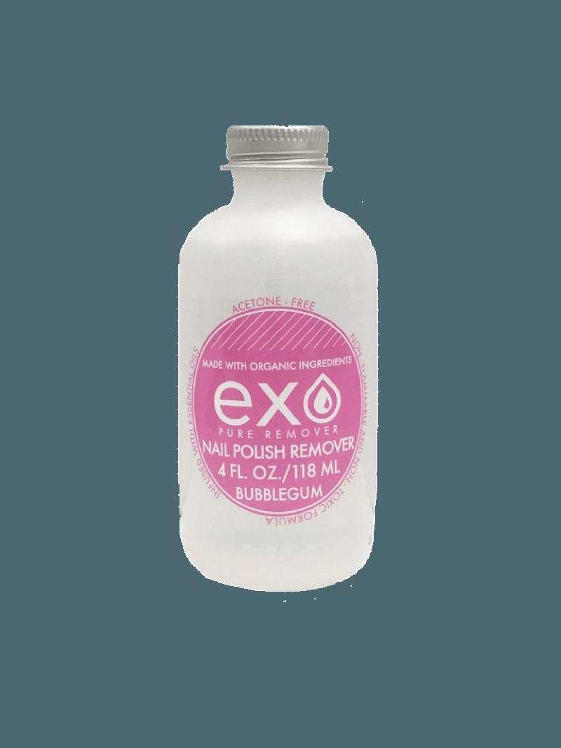 bubblegum nail polish remover exo supply